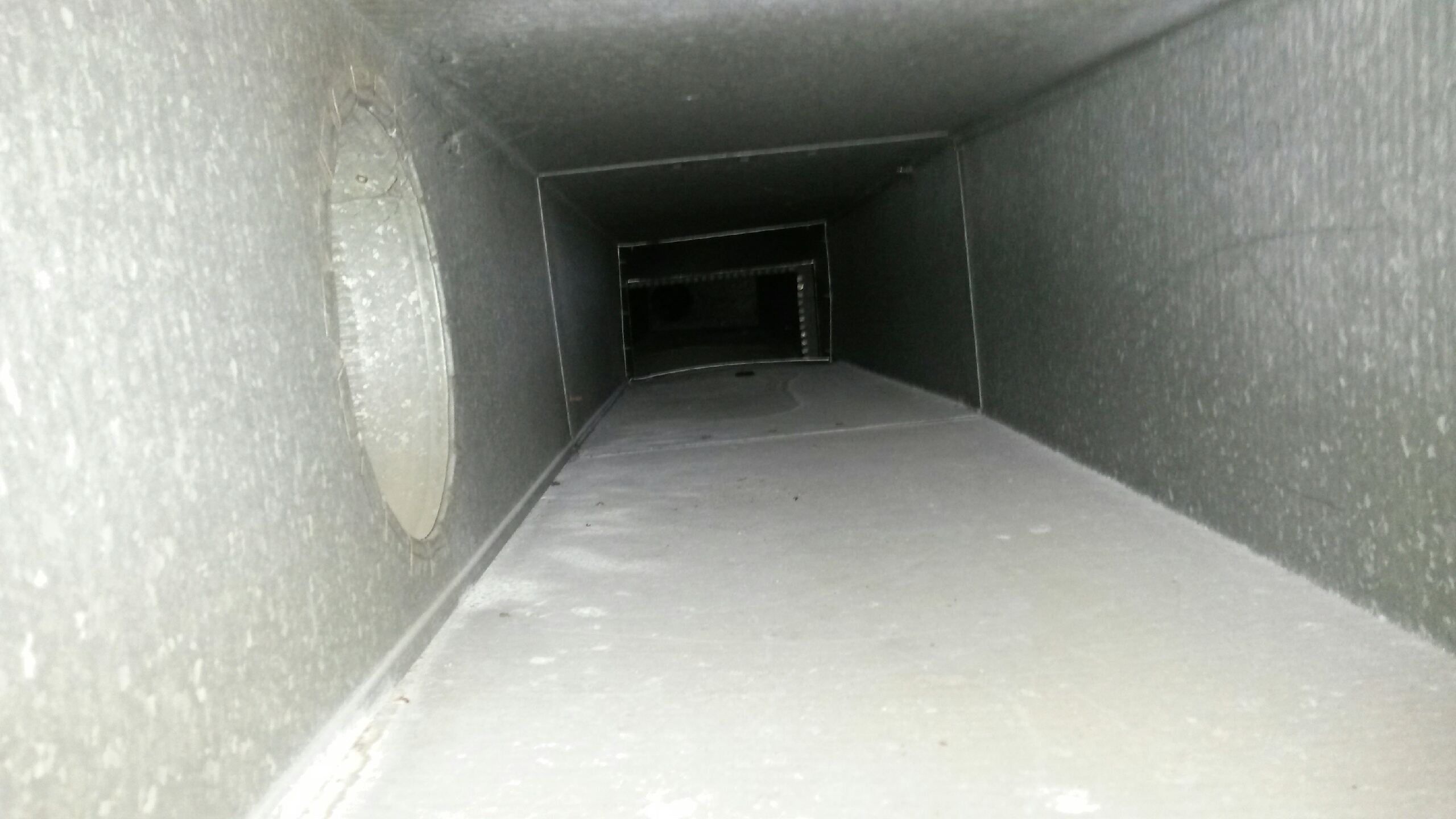 Inside Air Ducts Gallery